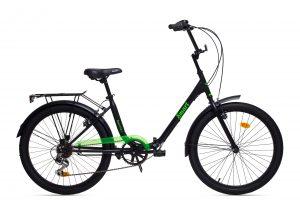 Smart 24 2.1 (black-green)